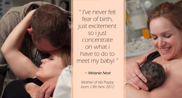 What's it about for you? Birth Photography